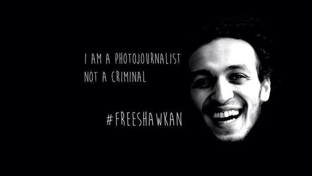 El fotógrafo de las mil y una noches en prisión sin juicio