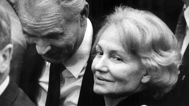 Margot Honecker fue la parlamentaria más joven de la Alemania comunista
