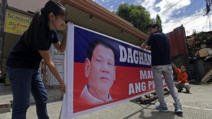 Giro autoritario de Filipinas con la elección de Rodrigo Duterte