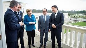 Obama pide a Europa más gasto militar en la lucha contra Daesh