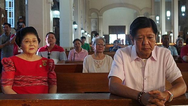 El hijo del dictador Marcos fracasa en las elecciones filipinas
