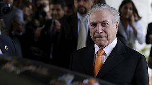 Michel Temer, el político que ha vivido a la sombra de la presidenta Dilma Rousseff