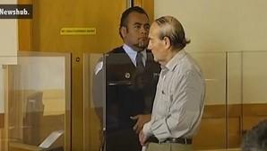 Van der Plaat, el hombre encarcelado y ahora puesto en libertad