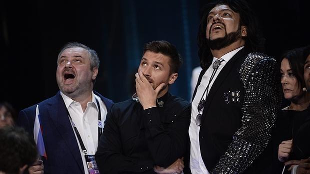 La élite política rusa amenaza con un boicot a Eurovisión el año que viene en Ucrania