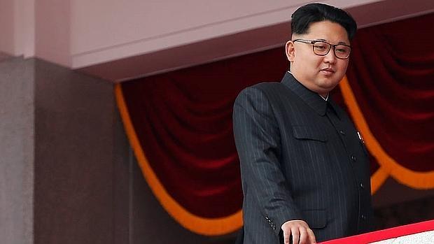 Kim Jong-un, dictador del régimen norcoreano