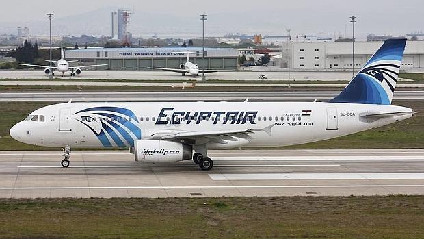 Así es el avión que ha desaparecido en el Mediterráneo