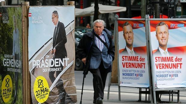 Un ultra, Norbert Hofer, confía en convertirse en presidente de Austria