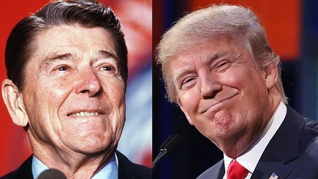 Trump cambia de bando: de «financiarse a sí mismo» a recurrir al fondo del jefe de campaña de Reagan