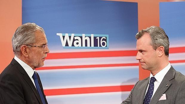 Austria se parte en dos en sus elecciones presidenciales