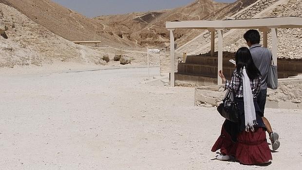 El turismo egipcio se estrella con el MS804