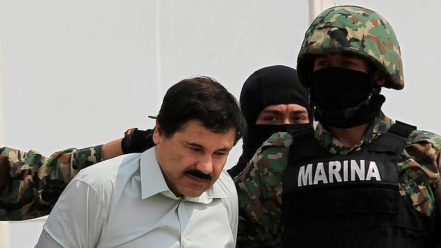 Un juez concede la suspensión provisional a la extradición del Chapo Guzmán