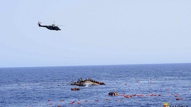 Italia deja de buscar víctimas tras el último naufragio