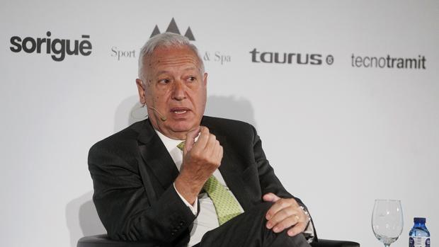 Margallo dice que la UE debe dar señales de futuro en caso de que triunfe el «brexit»