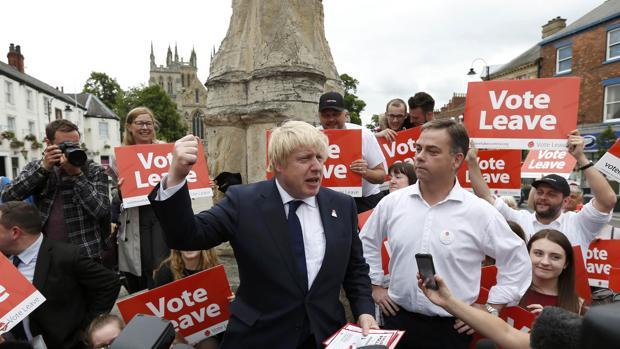 Populistas de todas las ideologías en torno al Brexit