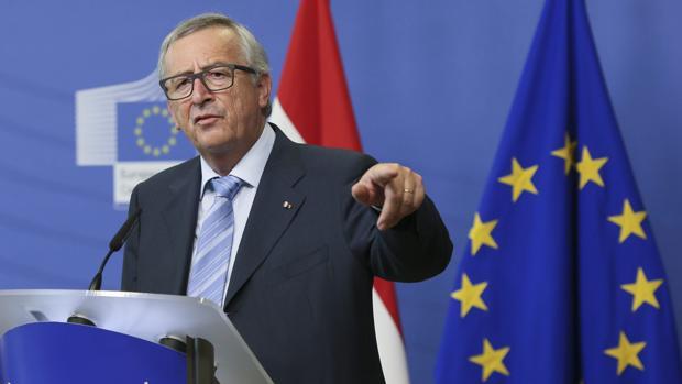 Resultado de imagen de union europea juncker