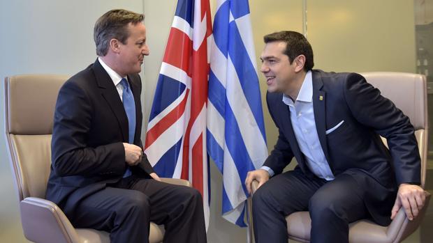 Tsipras, sobre el Brexit: «Es una solución conservadora y negativa»