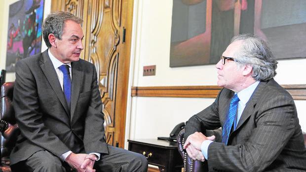 La OEA pide a Zapatero que no eternice su mediación venezolana