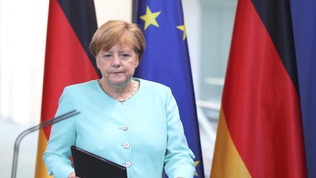 Merkel: «El Brexit es un punto de inflexión para el proyecto europeo»