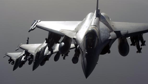 Al menos 47 muertos por bombardeos en una región de Daesh en Siria
