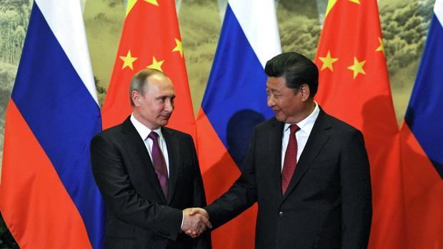 Putin busca aumentar relación con China y mostrar que Rusia no está aislada