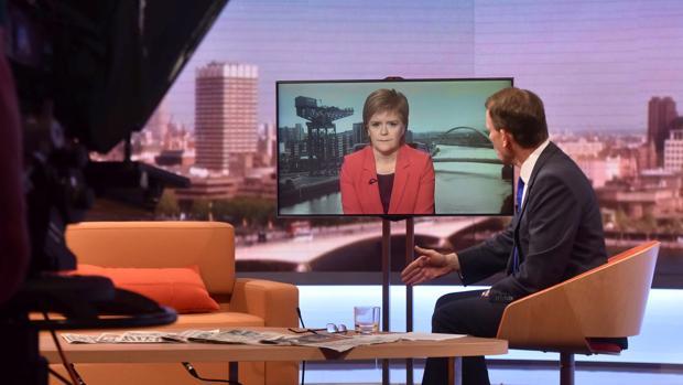 Escocia estudia un estatus «asociado» con la UE si renuncia a la independencia