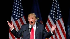 Trump habla sobre la tortura del «waterboarding» y dice que le gusta mucho