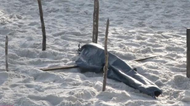 Aparecen restos de un cuerpo mutilado en la playa de Copacabana a un mes de los Juegos Olímpicos