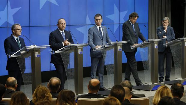 Conferencia intergubernamental de adhesión UE-Turquía