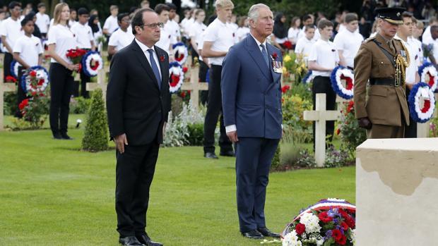 Francia y Reino Unido conmemoran la batalla de Somme bajo la sombra del Brexit