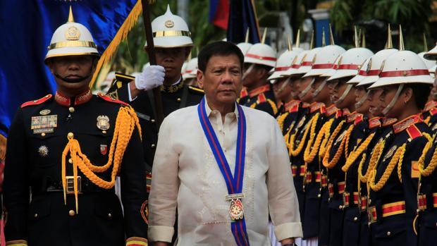 La policía filipina ha matado a 30 supuestos traficantes en los primeros cuatro días de gobierno de Duterte