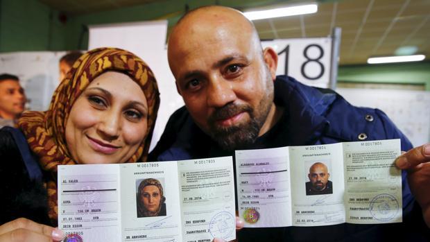 Alemania recibe más de 200.000 peticiones de asilo en medio año