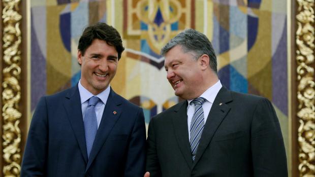 Trudeau culpa a Rusia de no actuar «de manera positiva» para cumplir el acuerdo de Minsk