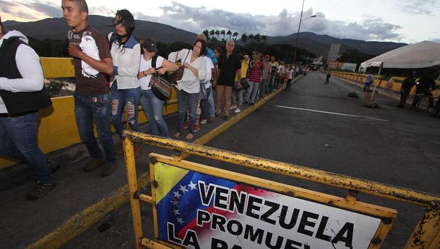 Maduro ha vuelto a cerrar la frontera con Colombia hasta nuevo aviso