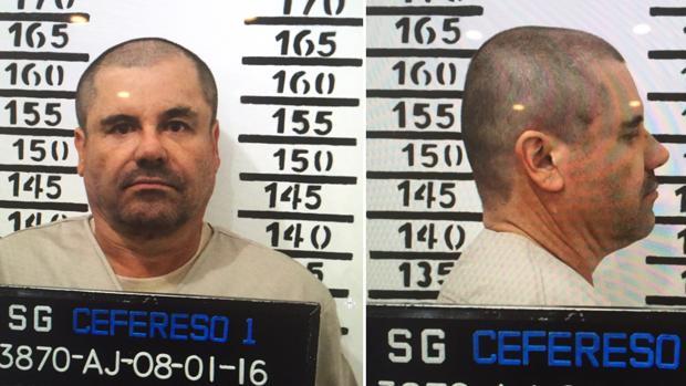 Hemeroteca: «El Chapo» Guzmán se está quedando «loco» y «calvo», según su abogado   Autor del artículo: Finanzas.com