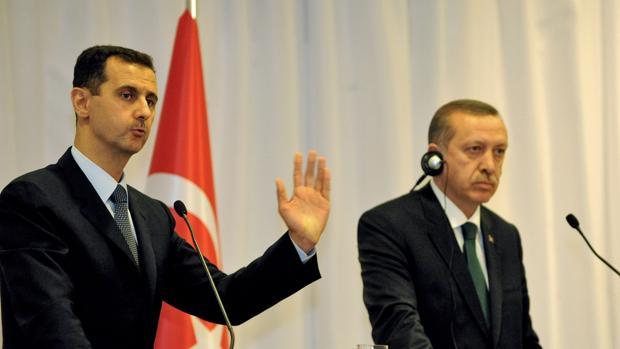 Turquía busca un nuevo sitio en la región más convulsa
