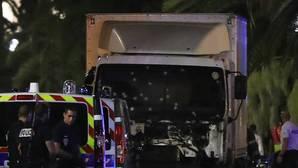 La Policía halla en el camión el carné de un franco-tunecino de 31 años