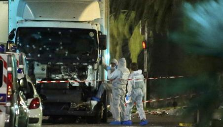 La Policía halla el carné de un franco-tunecino de 31 años