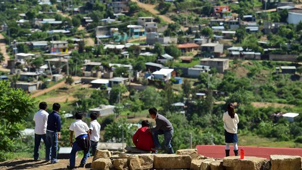 Asesinados ocho miembros de una familia en el estado mexicano de Oaxaca