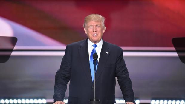 Trump es nominado candidato a la Presidencia de los Estados Unidos