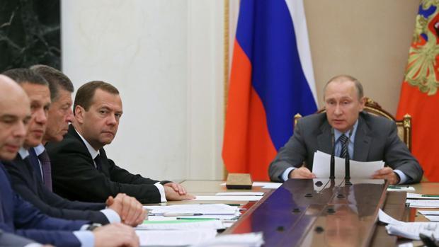 Putin quiere cooperar con Kabul para luchar contra el terrorismo