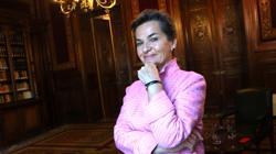 Christiana Figueres posa para ABC