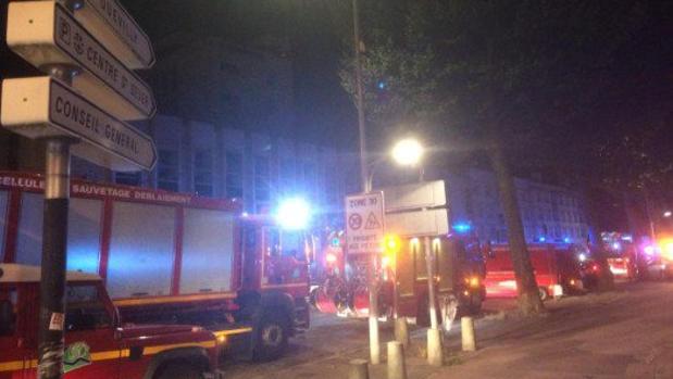 Hemeroteca: Al menos trece muertos en un incendio en un bar en Rouen | Autor del artículo: Finanzas.com