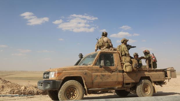 Hemeroteca: Grupos rebeldes arrebatan a Daesh su último bastión en el norte de Siria | Autor del artículo: Finanzas.com