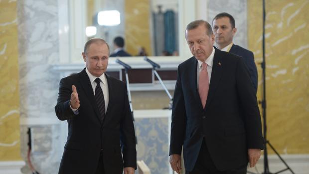 Hemeroteca: ¿Qué hace que Erdogan y Vladimir Putin parezcan almas gemelas? | Autor del artículo: Finanzas.com
