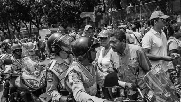 Hemeroteca: La larga lucha por el cambio que busca continuamente Venezuela | Autor del artículo: Finanzas.com