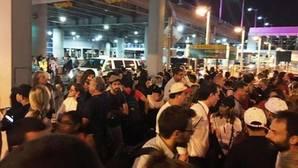 La Policía evacua una terminal del aeropuerto JFK de Nueva York por una falsa alarma de un tiroteo