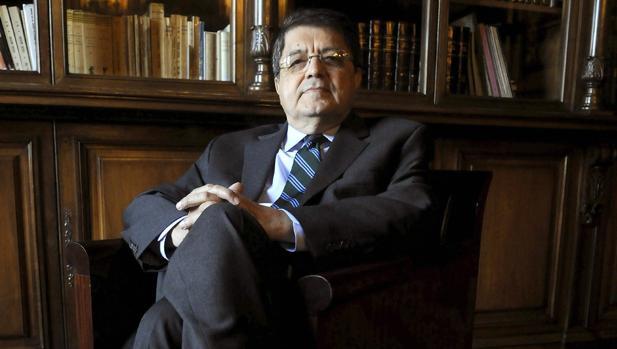 El escritor y exvicepresidente de Nicaragua, Sergio Ramírez
