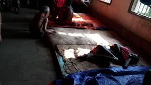 Imagen del hospital público de India denunciado por la ONG