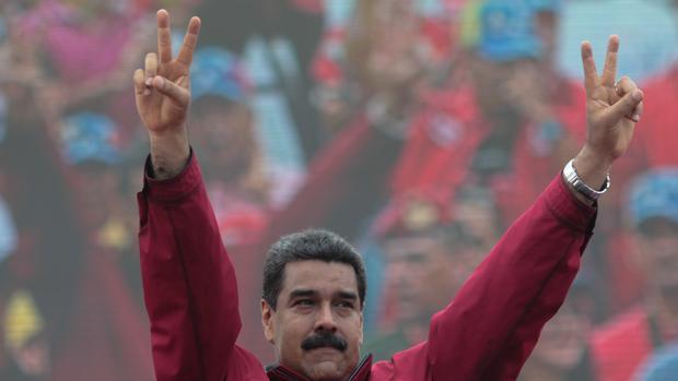 El presidente de Venezuela, Nicolás Maduro, en una foto de archivo