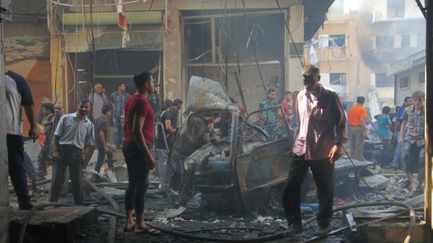 Hemeroteca: Al menos 25 muertos en Siria tras el acuerdo entre EE.UU. y Rusia | Autor del artículo: Finanzas.com
